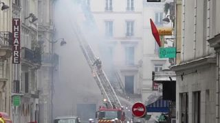 Three people killed after gas explosion in Paris