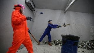 Image result for China Anger Room
