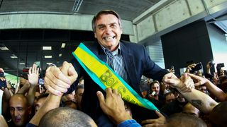 Jair Bolsonaro sworn in as president of Brazil