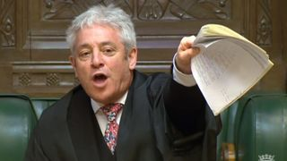 'Order! Order! Order!' - Bercow bemuses world with colourful style
