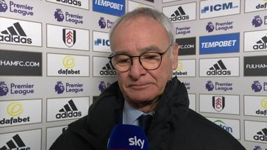 Ranieri: We lacked experience