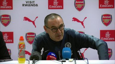 Sarri: Chelsea 'difficult to motivate'