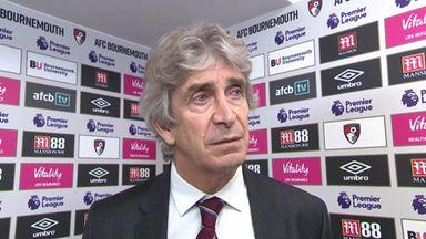 Pellegrini: We couldn't score!