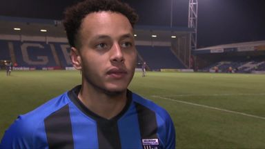 'Cardiff win massive for Gillingham'