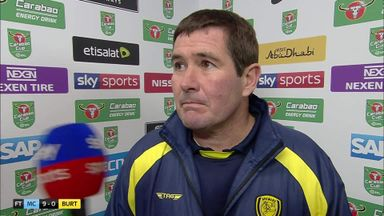 Clough: Night about achievement, not result