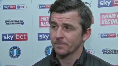 Barton: We're showing our quality