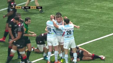 Racing 92 22-13 Toulon