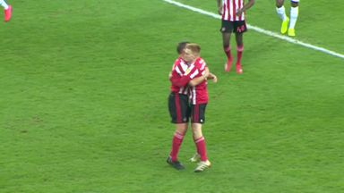Sunderland 2-0 Man City U21