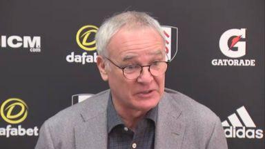 Ranieri lauds new Fulham man Babel