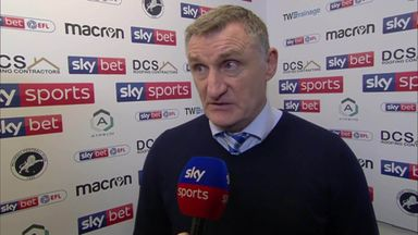 Mowbray: We had to dig in