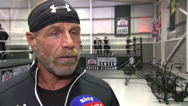 Will we see HBK back in the ring again?