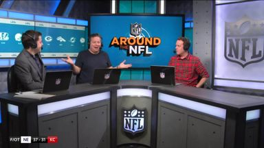 Around the NFL: Conf. Champ review