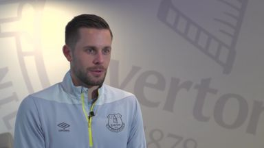 Sigurdsson: It's so loud at Goodison!
