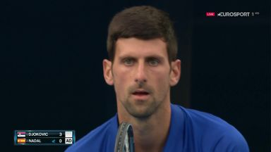 Djokovic beats Nadal to win Aus Open