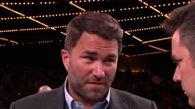 Hearn: Jacobs beats Canelo