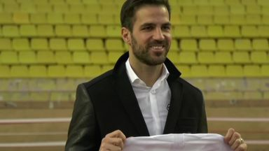 Fabregas: Big challenge at Monaco