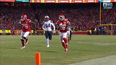 Williams 23-yard rushing TD