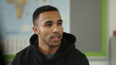 Callum Wilson on Ambitions