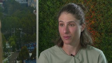 Konta: Muguruza match is 50-50