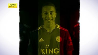 How Leicester announced Tielemans