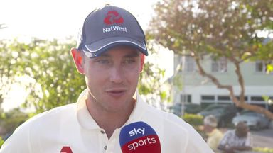 Broad targets third Test match hat-trick