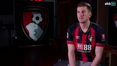 Mepham delighted at Bournemouth move