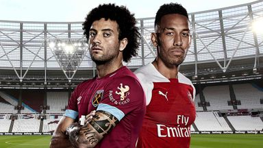 West Ham v Arsenal