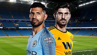 Man City v Wolves