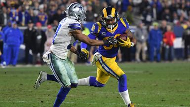 NFC Divisional: Cowboys @ Rams