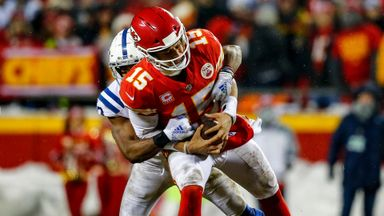 AFC Divisional: Colts @ Chiefs