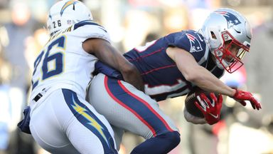 AFC Divisional: Chargers @ Patriots