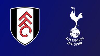 Fulham v Tottenham