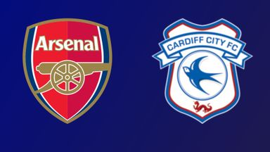 Arsenal v Cardiff