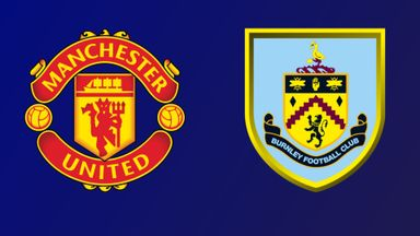 Man Utd v Burnley