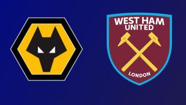 Wolves v West Ham