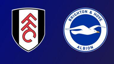 Fulham v Brighton