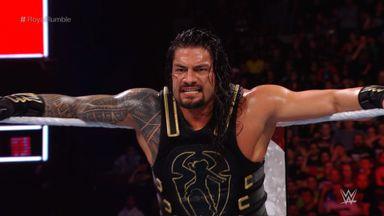 WWE Presents The 2018 Royal Rumble