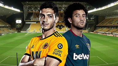 Wolves v West Ham