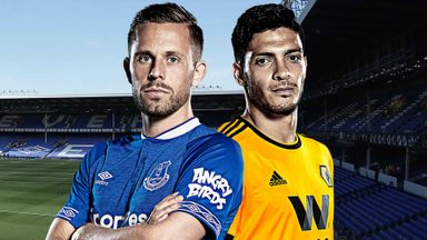 Everton v Wolves