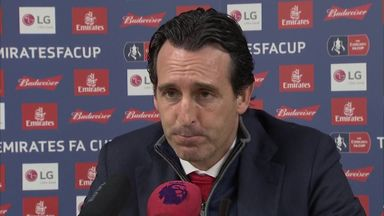 Emery: Arsenal working on new signings