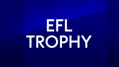 Checkatrade Trophy highlights - Tuesday