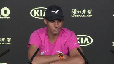 Nadal: 'Not nice' ending for Murray