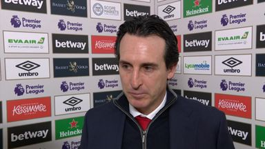 Emery: We were not clinical enough