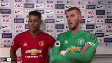 De Gea: 'That's the real United'