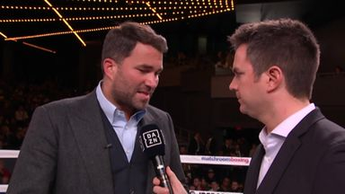 Hearn: AJ decision next week