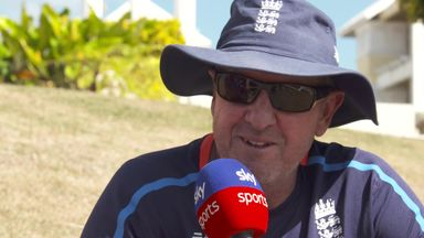 Bayliss: Big opportunity for England