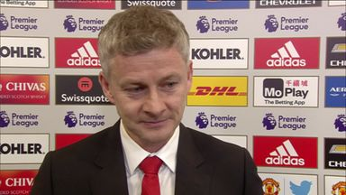 Solskjaer pleased with 'assured' Rashford