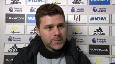 Poch praises 'fantastic effort'
