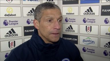Hughton: We missed crucial chances