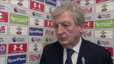 Hodgson sympathises with Zaha